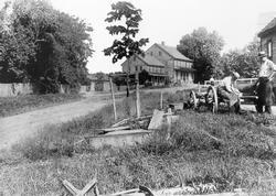 Main Street of Historic Zoar Ohio   Courtesy of The Ohio Historical Society