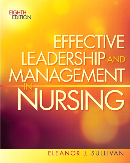 nursing leadership and management thesis