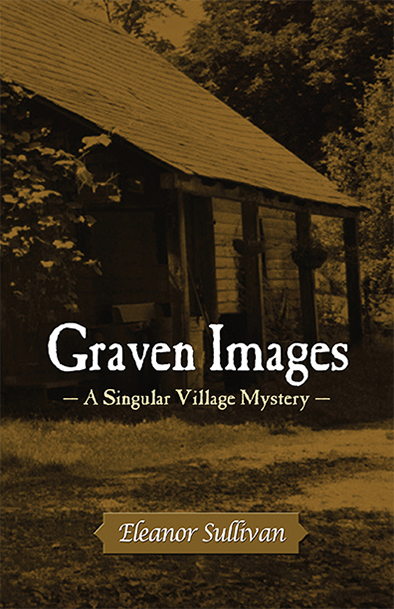 Graven Images Book Cover